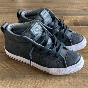 Converse leather Chuck Taylors size 13.5